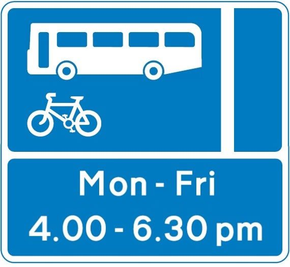 Bus Lanes – Can I Use Them Or Not?