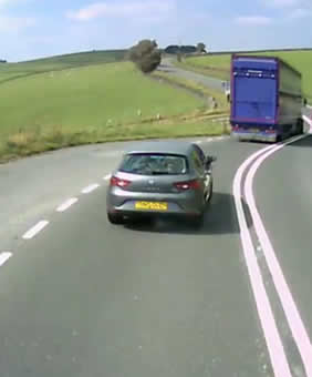 Overtaking on Country Roads